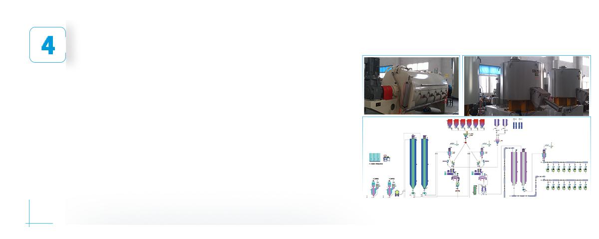Mixer & Bulk Handling System