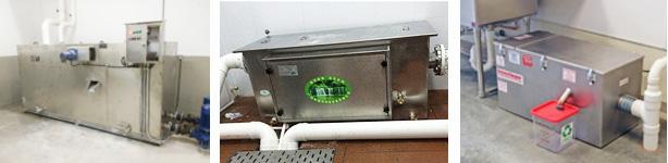 全自动油水分离器案例