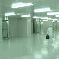 验室的整体规划