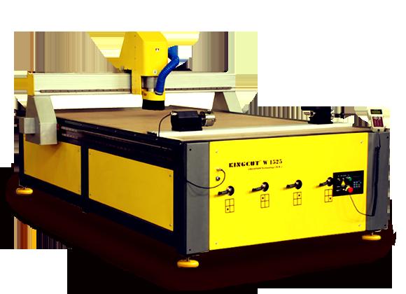 Large W1525 CNC engraving machine