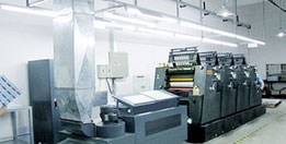 四色胶印机