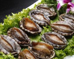 蒸汽海鲜之九节虾