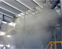 高压细水雾演示