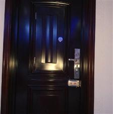 华府家用遥控锁安装