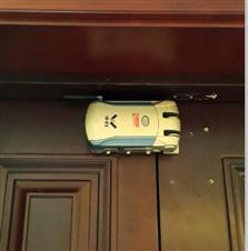 华府遥控锁安装图