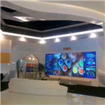企业展厅大屏信息发布系统