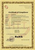 声磁系统设备ROHS认证
