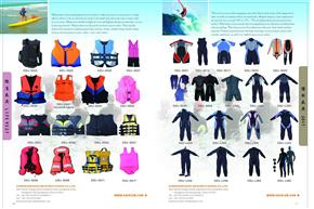 wetsuit/surf/diving suit