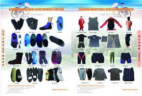 Rush guards/swimwear