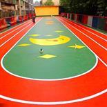 运动球场、跑道地坪工程