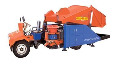 全自动车载式混凝土高压喷浆机