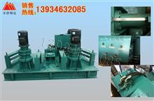 江苏徐州钢筋弯曲机液压弯拱机工程用液压式工字钢弯拱机厂家提供
