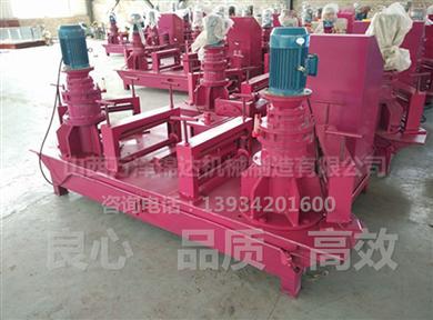 河北邢台专业的自动成型WGJ-250型冷弯机弯拱机 厂家提供