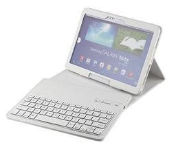 三星tab2 10.1 P7510/5100荔枝纹分体式皮套键盘-SA105