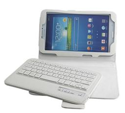 Wireless Keyboard With Cover For Samsung Tab3 T310 Galaxy 8.0inch SA08B