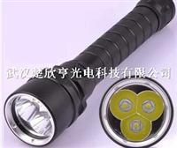 潜水100米防爆电筒 楚欣亨光电JW7210节能强光防爆电筒 海洋王特配潜水电筒
