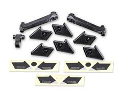 Quadcopter/FPV/rc quadcopter FPV Model Accessories-Skid landing