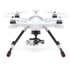 Quadcopter/FPV/rc quadcopter FPV Model GPS Aircraft-Scout X4