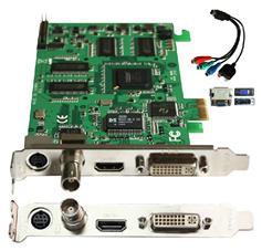 HD video card/video capture card/dvr video card support hdmi vga dvi sdi  NO.1Pro-A