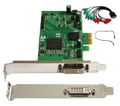 8CH video card/video capture card/dvr video card with SD analog composite av support Naga 8000SD