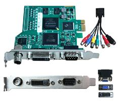 HD video card/video capture card/dvr video card support hdmi &dvi&vga&sdi&av&1080P TC-740B