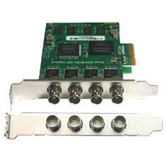 4CH SDI video card/video capture card/dvr video card support SDK TC-4000SDIPRO
