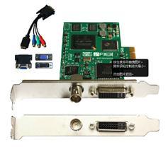 Medical laparoscopic video card/video capture card/dvr video card support HDMI SDI VGA DVI TC-740A