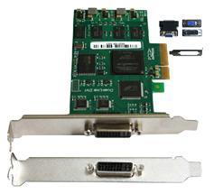 DVI video card/video capture card/dvr video card support hdmi&4k&1080P TC-4K DVI