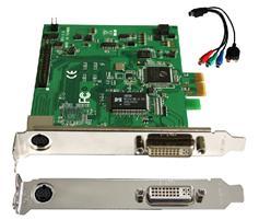 video card/video capture card/dvr video card support 1080p dvi vga NO.3