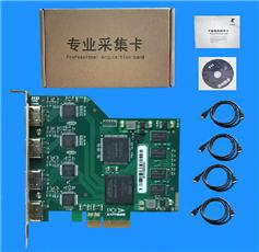 4CH HDMI video card/video capture card/dvr video card support HD video conferencing TC-4000HDMIPRO