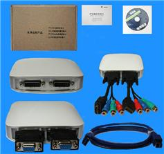 2CH DVI USB video card/video capture card/dvr video card support Streaming TC-UB2000P