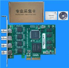 4CH SDI video card/video capture card/dvr video card support SDK TC-4000SDIPRO