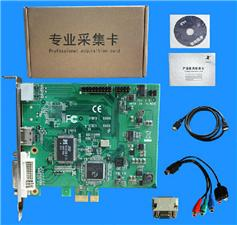video card/video capture card/dvr video card support dvi vga hdmi with edius  NO.2
