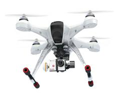 Quadcopter/FPV/rc quadcopter FPV Model GPS Aircraft-QR X350 Premium