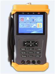 AHD Hybrid CCTV Test/CCTV Tester/CCTV test monitor with multimeter&barcode generator GA-K798P