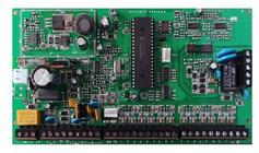 Wired Alarm Control Panel/alarm system control panel/home alarm control panel ALF-748EX