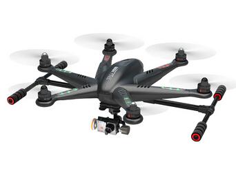 Quadcopter/FPV/rc quadcopter FPV Model GPS Aircraft-TALI H500