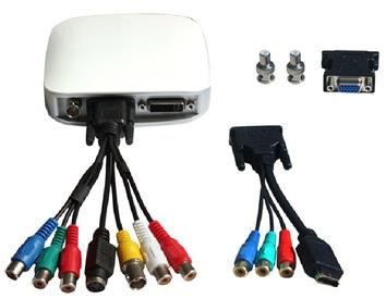 1CH USB video card/video capture card/dvr video card support HD Video Conferencing&Game&TV TC-UB740