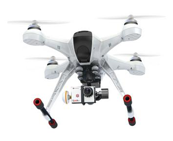 Quadcopter/FPV/rc quadcopter FPV Model GPS Aircraft-QR X350 Premium