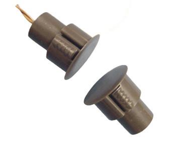 Excellent Recessed door contact/Magnetic contact/door contact alarm ALF-MC10