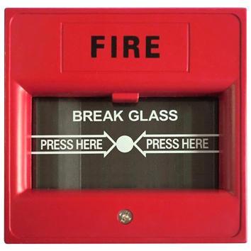 Glass Break/break glass emergency/break glass box ALF-EB03