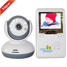 2.4 inch baby monitor/video monitor/baby video monitor with Battery TTB-70BMT-B2