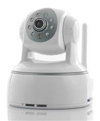 HD720P wireless camera/wireless security camera/wireless ip camera with SD/Micro SD Slot NCM624W