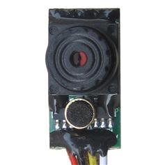 0.008Lux 520TVL Security Camera/Mini Camera/Pinhole Camera with audio MC901A