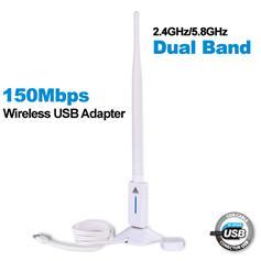 Dual band 6dbi antenna Wireless adpter/USB adpter/wifi adpter TS-N80