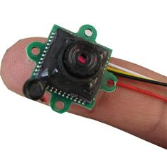 0.008Lux 520TVL Security Camera/Mini Camera/Pinhole Camera with audio M**93A