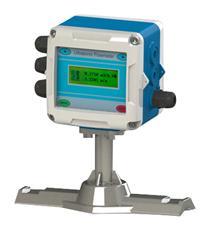 WSD-2000F一体插入式超声波流量计