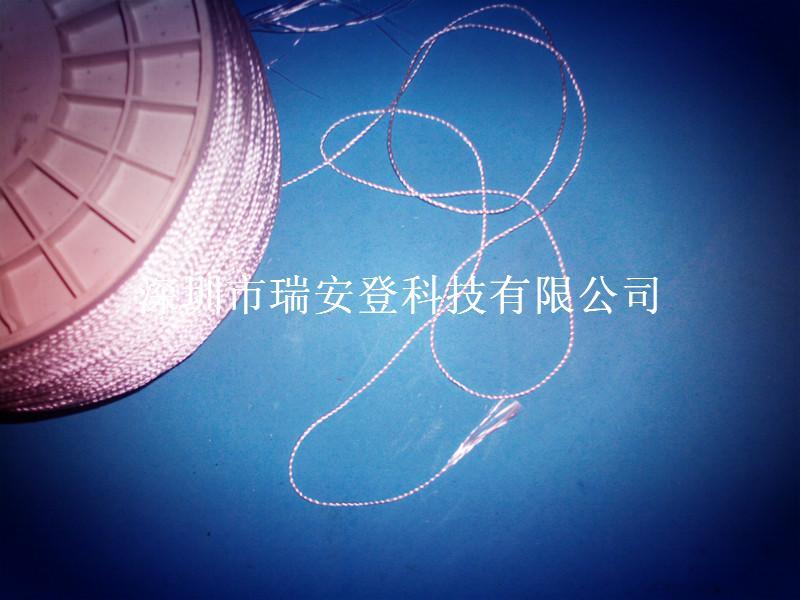 玻璃纤维绳经特殊工艺编织而成