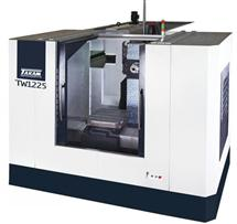 Horizontal machining center TW-1225