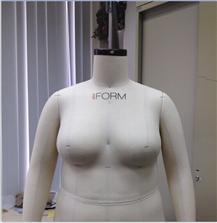 alvanon女装12码模特